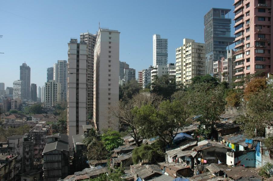 Essay mumbai city